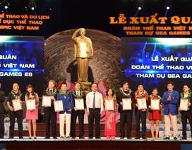 Đoàn thể thao Việt Nam có nhà tài trợ trang phục cho SEA Games 28