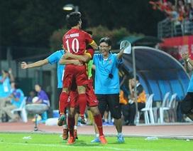 Đêm thăng hoa của thầy trò HLV Miura trước U23 Malaysia