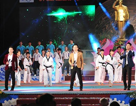 Tưng bừng lễ xuất quân đoàn TTVN tham dự SEA Games 28