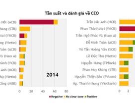Top 10 CEO ngân hàng được yêu thích tại Việt Nam
