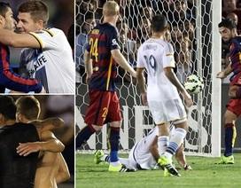 Suarez lập công, Barcelona đánh bại LA Galaxy