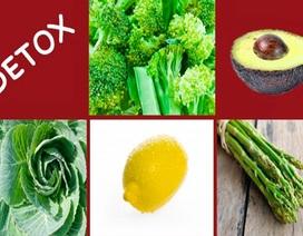 5 thực phẩm vừa giảm béo vừa giải độc