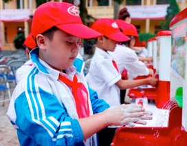 Rửa tay với xà phòng có ý nghĩa rất lớn trong phòng chống dịch bệnh!