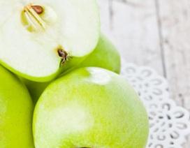 8 lợi ích tuyệt vời từ táo xanh