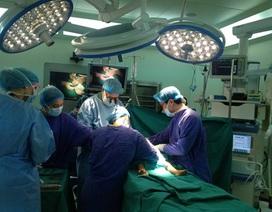 Đoàn phẫu thuật hàng đầu Mỹ trở lại Việt Nam mổ các dị tật phức tạp