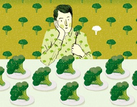 Lặp lại món ăn mỗi ngày không tốt cho sức khỏe?