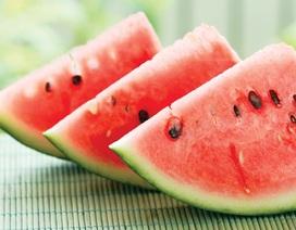 Trái cây cũng có thể gây mỡ bụng
