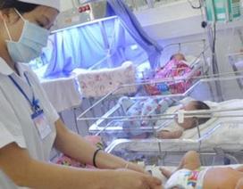 25% trẻ sơ sinh tử vong do đẻ non, nhẹ cân