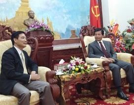 Bệnh viện Ung Bướu Hưng Việt chúc mừng 39 năm quốc khánh CHDCND Lào