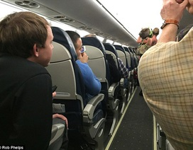 Tại sao ngồi cạnh lối đi trên máy bay lại dễ bị lây bệnh?