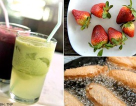 10 cách để biến thực phẩm tốt thành có hại