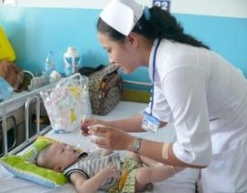 Khuyến cáo dùng thuốc trị tiêu chảy cấp ở trẻ