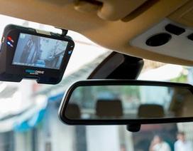 Rộ mốt lắp camera hành trình cho xe để du lịch tết 2015