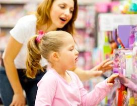 5 lời khuyên để chọn đồ chơi an toàn trong dịp năm mới