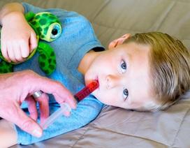 Những lưu ý khi sử dụng thuốc cho trẻ nhỏ