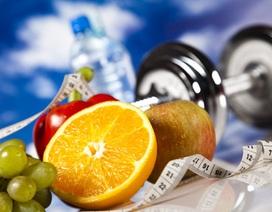 Chế độ dinh dưỡng cho người chơi thể thao
