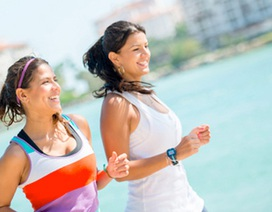 Chạy bộ nhẹ nhàng là cách tốt nhất để sống lâu