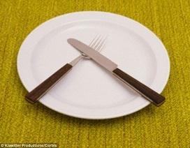 Bỏ bữa - Cách giảm cân phản khoa học!