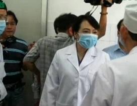 """Bộ trưởng Y tế """"vi hành"""" phòng chống dịch MERS"""