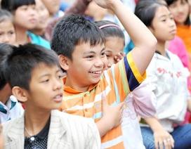 60% trẻ em nông thôn không biết cách vệ sinh răng miệng