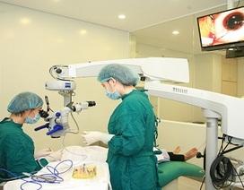 Phát hiện và điều trị bệnh đục thuỷ tinh thể