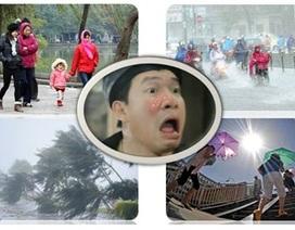 Bí quyết chung sống hòa bình với căn bệnh dị ứng thời tiết