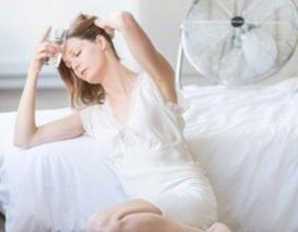 Bí quyết ngủ ngon trong những đêm oi bức