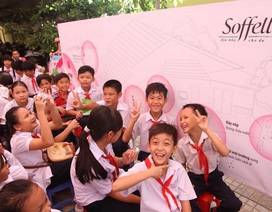 Soffell góp phần giáo dục phòng chống sốt xuất huyết cho trẻ em