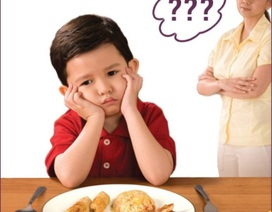 Hậu quả tiềm ẩn khi trẻ biếng ăn