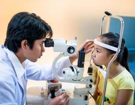 Hạn chế tăng độ khi bị cận thị