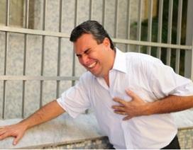 Đau tức ngực - Cảnh báo nguy cơ bệnh tim mạch