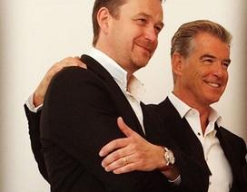 Điệp viên 007 trở thành đại sứ thương hiệu đồng hồ cao cấp Speake-Marin