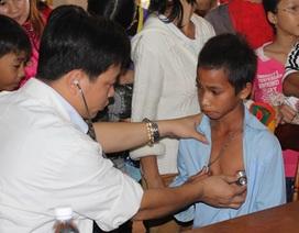 Việt Nam còn trên 44 nghìn trẻ mắc bệnh tim bẩm sinh