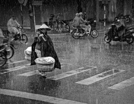Một bức ảnh xúc động của Việt Nam đoạt giải Nhất ảnh quốc tế