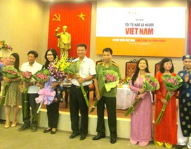 Hơn 30 tác giả cùng viết sách về lòng tự hào dân tộc Việt Nam