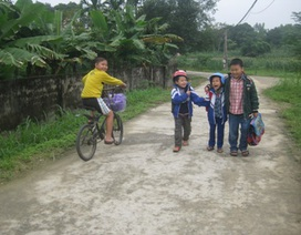 Hà Tĩnh: Nơi hơn 50% hộ dân hiến đất làm đường