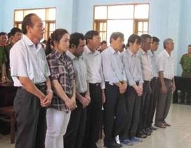 9 cựu quan chức Sở y tế Gia Lai nhận án