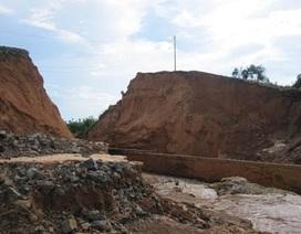 Nhiều bất đồng về nguyên nhân gây vỡ đập thủy điện