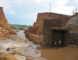 Vụ vỡ đập thủy điện: Tưởng không còn sống sót!