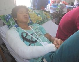Một thanh niên bị đánh, cắt 2/3 lưỡi