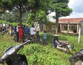 Một người chết cháy trong hội trường thôn