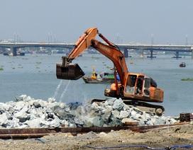 """""""Rất khó để bày tỏ quan điểm"""" về đề xuất dừng dự án lấn sông Đồng Nai?"""