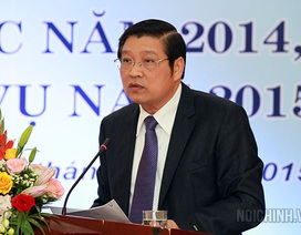 Ông Phan Đình Trạc tham gia Ban Chỉ đạo Trung ương về phòng chống tham nhũng
