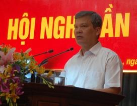 Bí thư tỉnh Hưng Yên làm Phó Ban Nội chính Trung ương