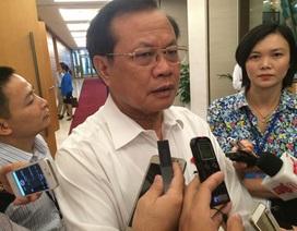 Ông Phạm Quang Nghị nói về việc ông Nguyễn Đức Chung được giới thiệu bầu Chủ tịch Hà Nội