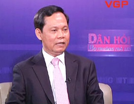 """Tổng Thanh tra Chính phủ lên tiếng việc Hà Nội và TPHCM """"không có tham nhũng"""""""