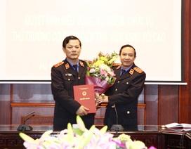 Ông Vũ Đăng Khoa trở lại làm Thủ trưởng Cơ quan điều tra VKSND Tối cao