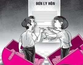 Nguyên tắc giải quyết tài sản khi ly hôn có hiệu lực từ ngày 1/3 tới