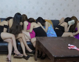Hơn 11.200 gái bán dâm có hồ sơ quản lý