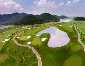 Lấy 11.000 ha đất làm 96 sân golf